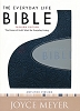 Amplified - Everyday Life Bible-Pewter/Graphite Bonded Leather