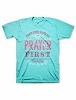 Tee Shirt-War Room/ Prayer First-Scuba Blue-Large