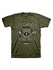 Tee Shirt-War Room/ Awaken The Warrior-Military Green-XXX Large