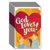 Gospel Tracts God Loves You! (ESV) (Pack Of 25) (Pkg-25)